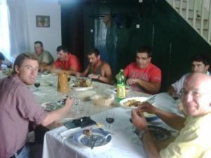 Lunch at Roriz