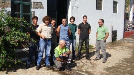 The team at Ribeira