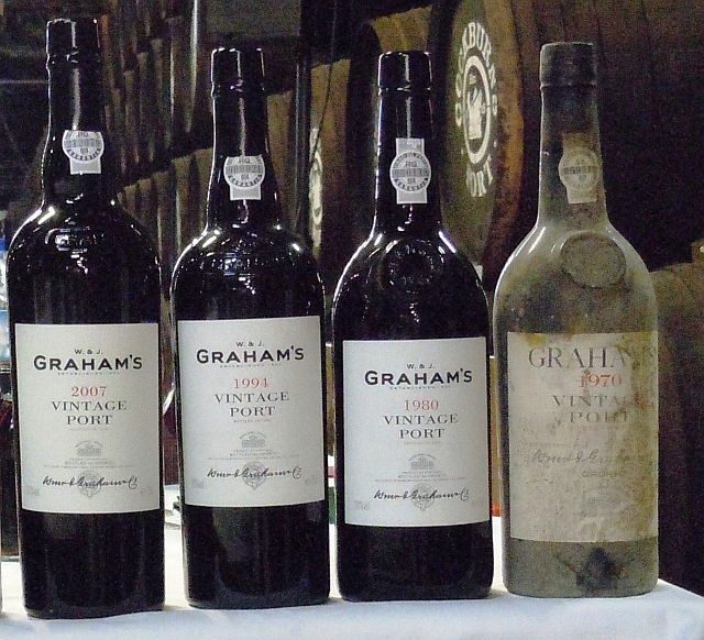 Grahams Vintage Port 1994 Winecom