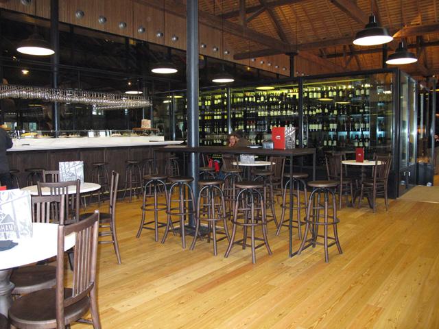 Restaurant Tapas Port Coglin Samir