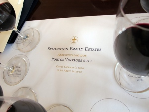Portugal was the first country in which the 2011 Vintages were shown. The UK, USA and others will follow in the coming weeks.