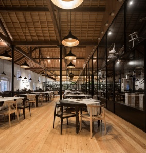 Graham's Vinum Restaurant where a fund raising event will be held in support of a Douro charity: Bagos d'Ouro