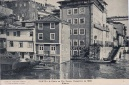 The famous 1909 flood - Porto