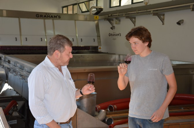 THE 5TH GENERATION GAINS WORK EXPERIENCE AT MALVEDOS
