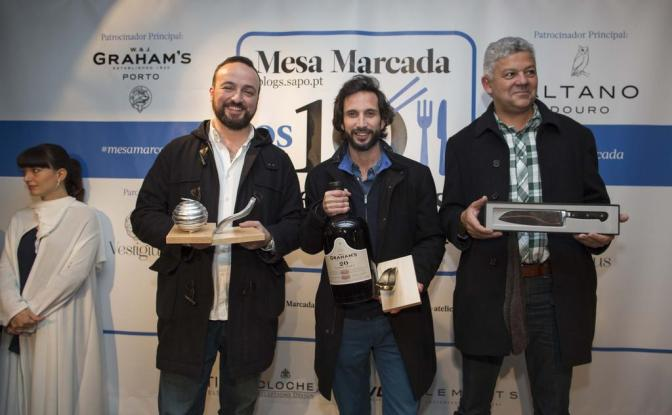 The Best Portuguese Restaurants and Chefs of 2014 Revealed by Mesa Marcada