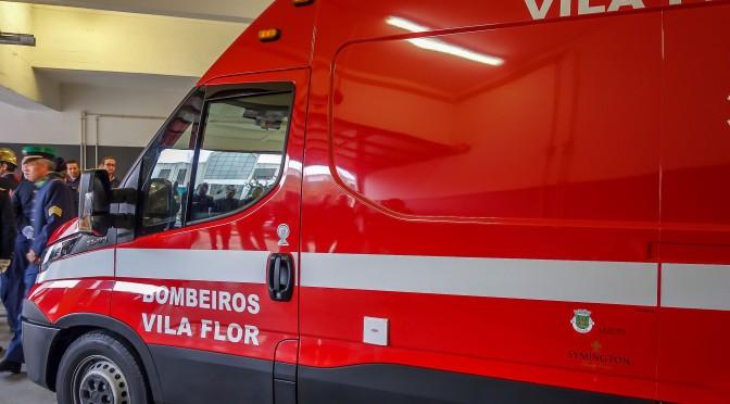 SYMINGTON FAMILY ESTATES DONATE AMBULANCE TO VILA FLOR VOLUNTEER FIRE BRIGADE