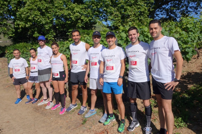 Victory for Symington Family Estates in the 1st Great Douro Vineyard Run